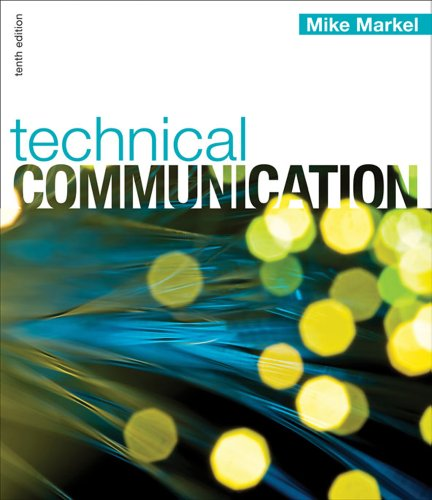 Technical Communication 9780312679484