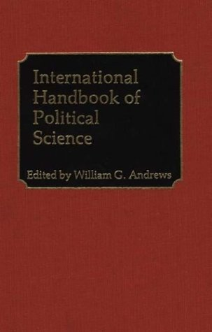 International Handbook of Political Science 9780313228896