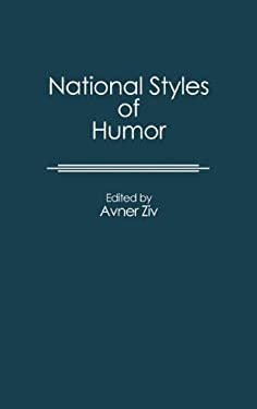 National Styles of Humor 9780313249921