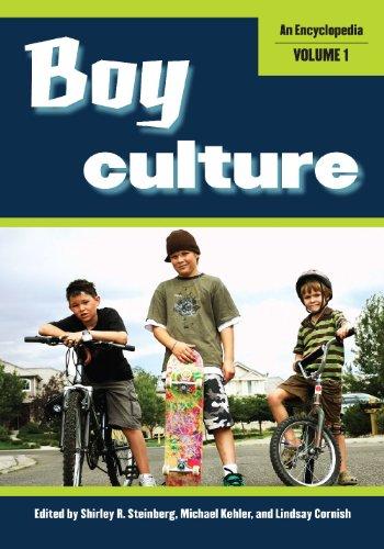 Boy Culture, 2-Volume Set: An Encyclopedia
