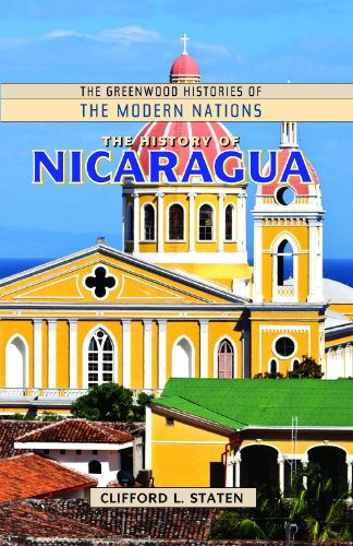 The History of Nicaragua 9780313360374