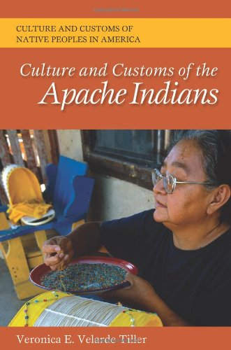 Culture and Customs of the Apache Indians 9780313364525