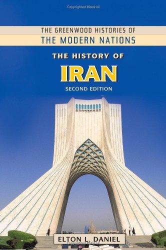 The History of Iran 9780313375095