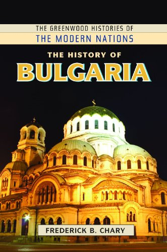 The History of Bulgaria 9780313384462