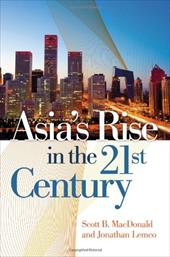 Asia's Rise in the 21st Century