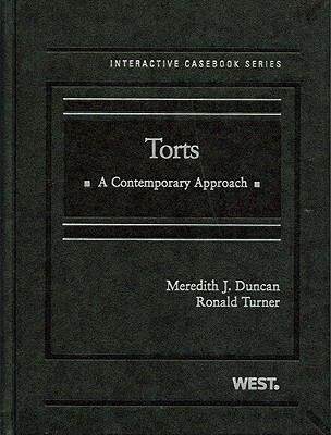 Torts: A Contemporary Approach 9780314191144