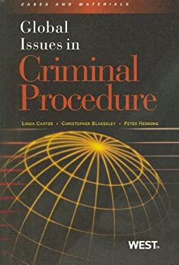 Global Issues in Criminal Procedure 9780314199331
