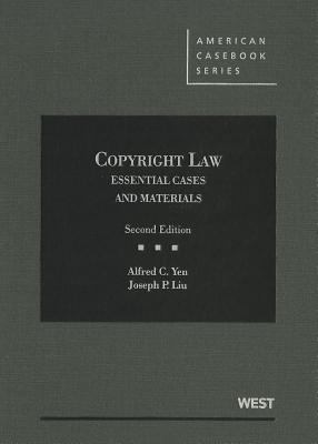 Copyright Law: Essential Cases and Materials 9780314242358