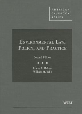 Environmental Law, Policy, and Practice 9780314266590