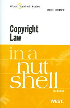 Copyright Law in a Nutshell 9780314271907