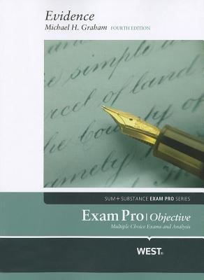 Graham's Exam Pro, Evidence - Objective, 4th 9780314273635