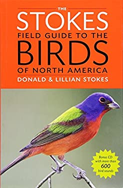 The Stokes Field Guide to the Birds of North America [With CD (Audio)] 9780316010504