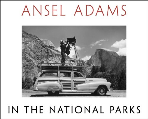 Ansel Adams in the National Parks: Photographs from America's Wild Places 9780316078467