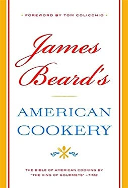 James Beard's American Cookery 9780316098687