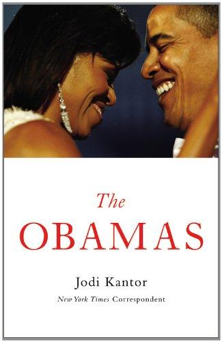 The Obamas - Kantor, Jodi