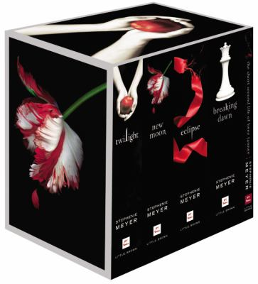 The Twilight Saga Complete Collection 9780316132909
