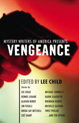 Mystery Writers of America Presents Vengeance 9780316176347