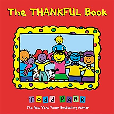 The Thankful Book 9780316181013
