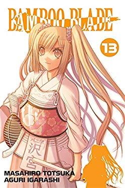 Bamboo Blade, Volume 13 9780316189576