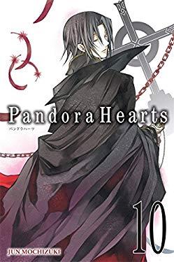Pandora Hearts, Volume 10 9780316197281