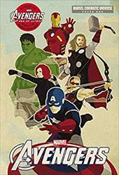 Phase One: Marvel's The Avengers (Marvel Cinematic Universe) 22602592