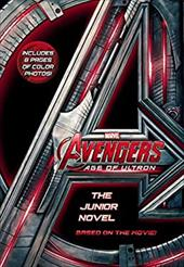 Marvel's Avengers: Age of Ultron: The Junior Novel (Marvel's the Avengers: Age of Ultron) 22636863