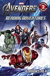 Marvel's The Avengers Reading Adventures (Passport to Reading Level 2) 22545523