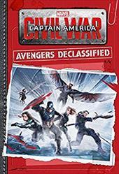 Marvel's Captain America: Civil War: Avengers Declassified (Marvel Captain America Civil War) 23260319