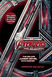 Marvel's Avengers: Age of Ultron: The Deluxe Junior Novel 22690528