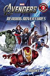 Marvel's The Avengers Reading Adventures (Passport to Reading Level 2) 22660869