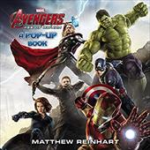 Marvel's Avengers: Age of Ultron: A Pop-Up Book (Marvel the Avengers: Age of Ultron) 22590114