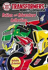 Transformers Robots in Disguise: Action and Adventure Collection 23197922