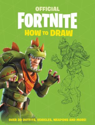 FORTNITE (Official): How to Draw