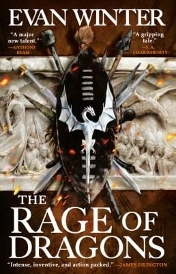 The Rage of Dragons (The Burning (1))