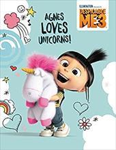 Despicable Me 3: Agnes Loves Unicorns! 23760882
