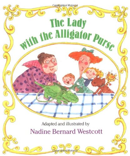 The Lady with the Alligator Purse (9780316931366) photo
