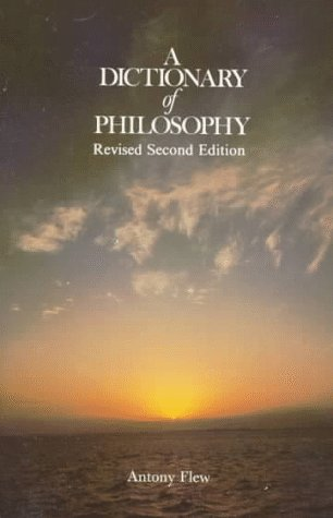 A Dictionary of Philosophy 9780312209230