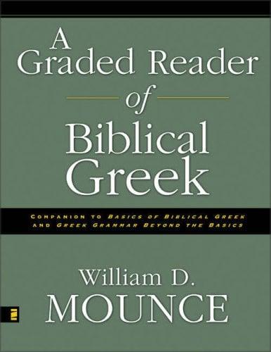 A Graded Reader of Biblical Greek 9780310205821