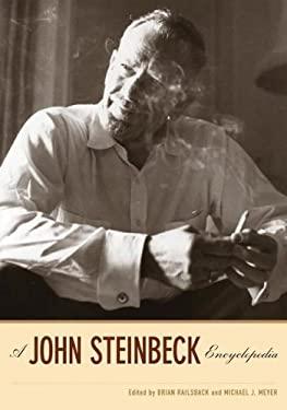 A John Steinbeck Encyclopedia 9780313296697