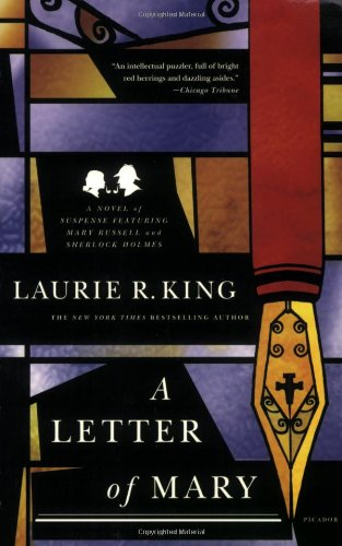 A Letter of Mary 9780312427382