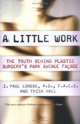 A Little Work: Behind the Doors of a Park Avenue Plastic Surgeon 9780312315252