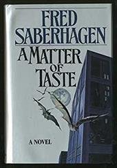 A Matter of Taste 950399