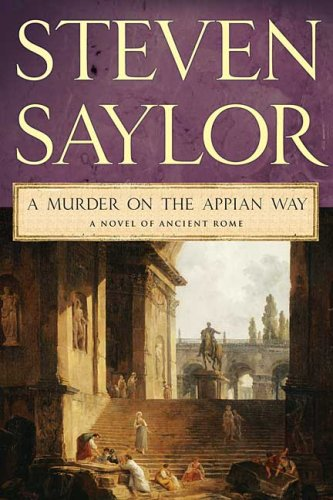 A Murder on the Appian Way 9780312539689