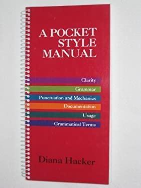 A Pocket Style Manual 9780312114947