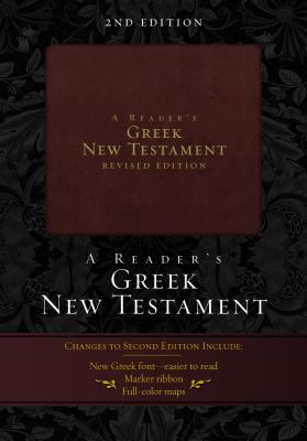 Reader's Greek New Testament-FL 9780310273783