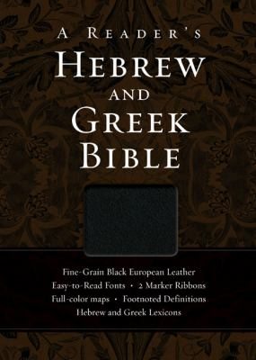 Reader's Hebrew and Greek Bible-FL 9780310325895