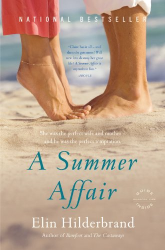 A Summer Affair 9780316018616