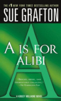 A is for Alibi 9780312938994