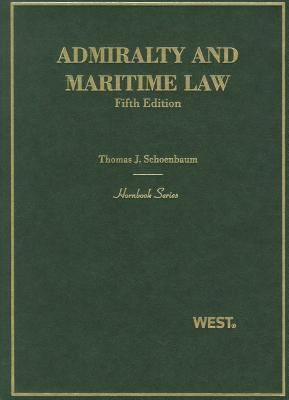 Admiralty and Maritime Law 9780314911575