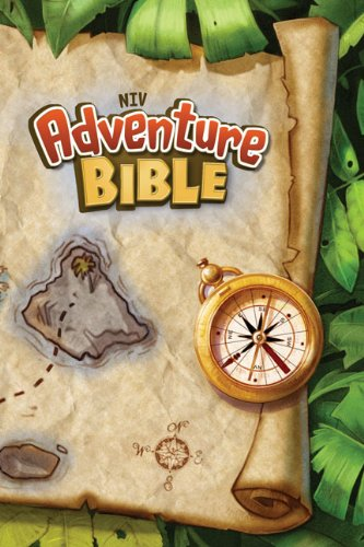 Adventure Bible-NIV 9780310721970